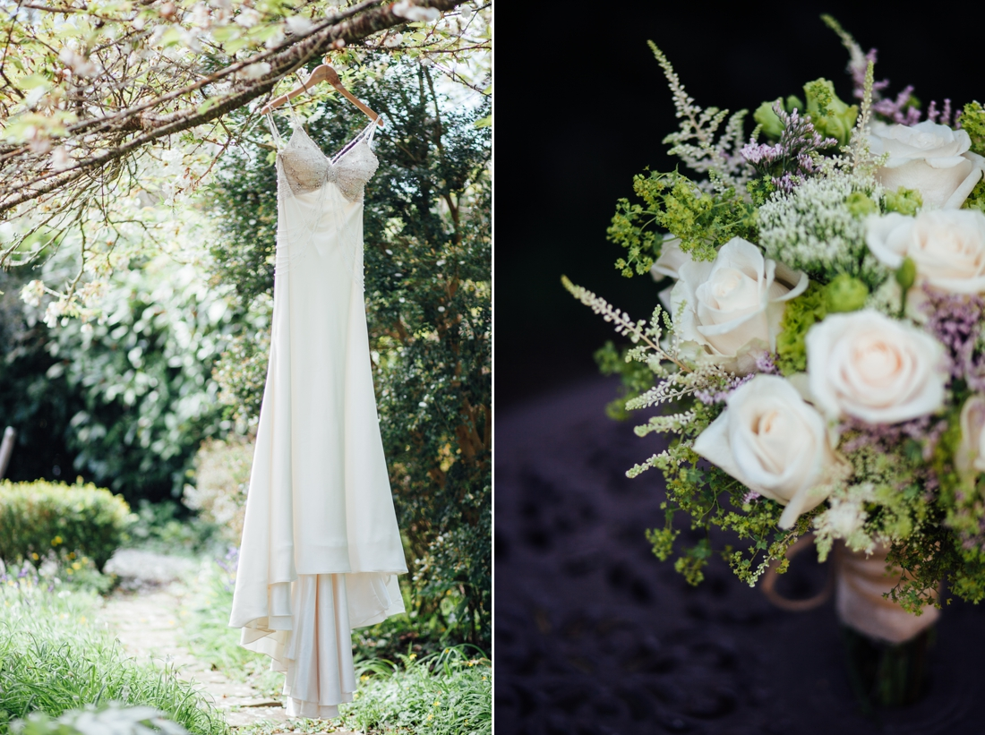 destination wedding photography documentary and relaxed,Stylish and unique outside ceremony, wedding dress