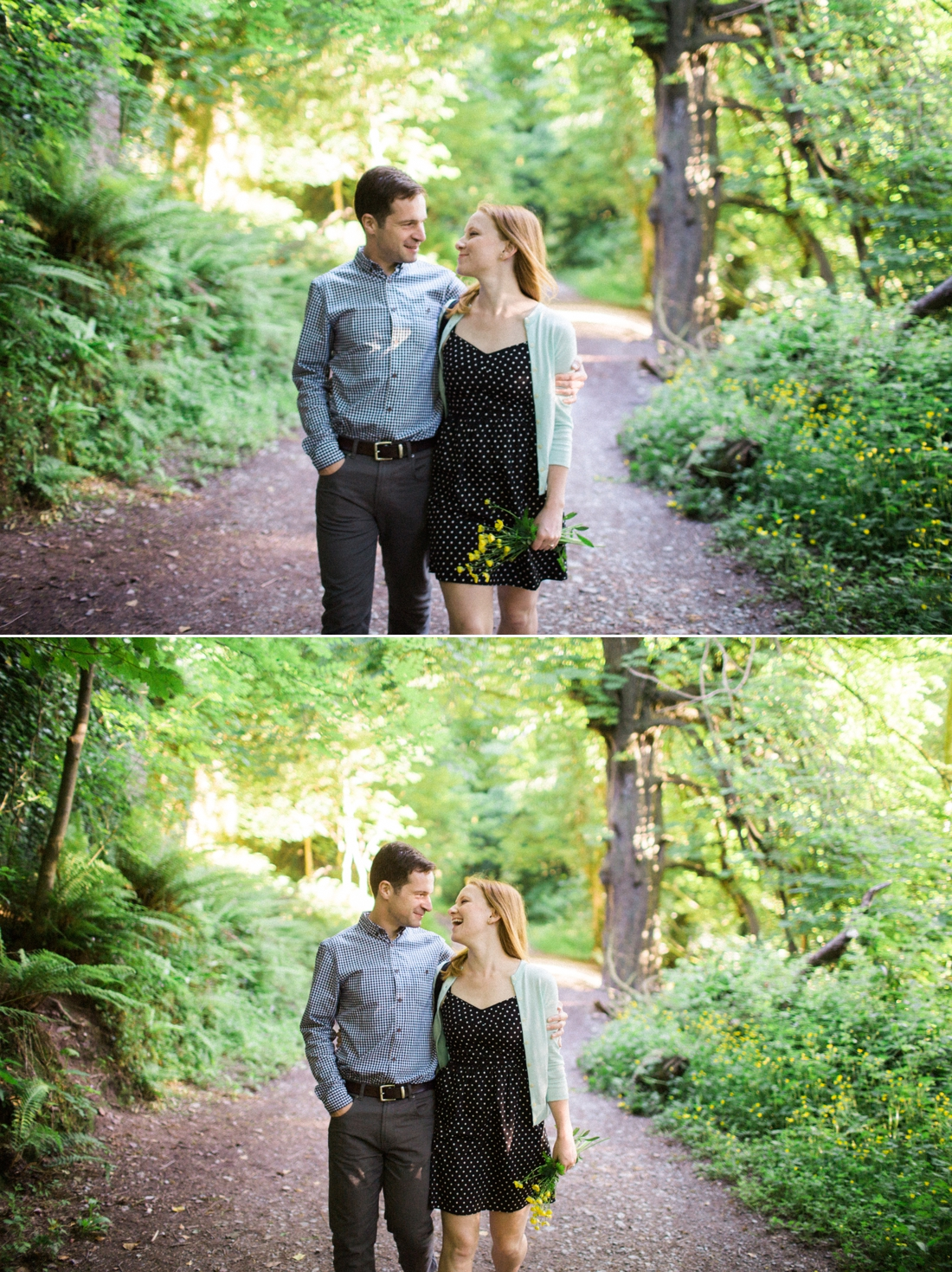 Kate and Zac Save the date photosesson 16