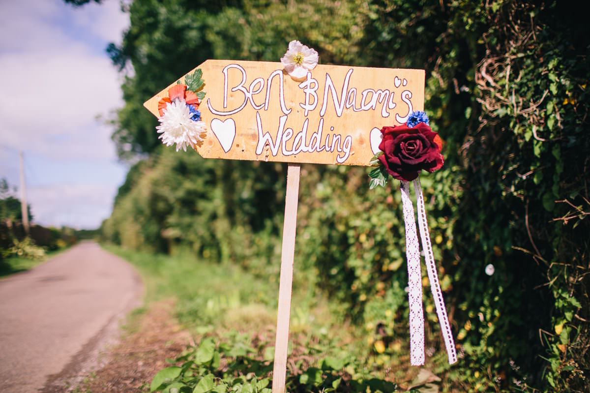 Bohemian Wedding - Ballinacurra House 1