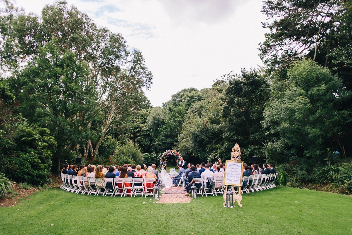 Bohemian Wedding - Ballinacurra House 52