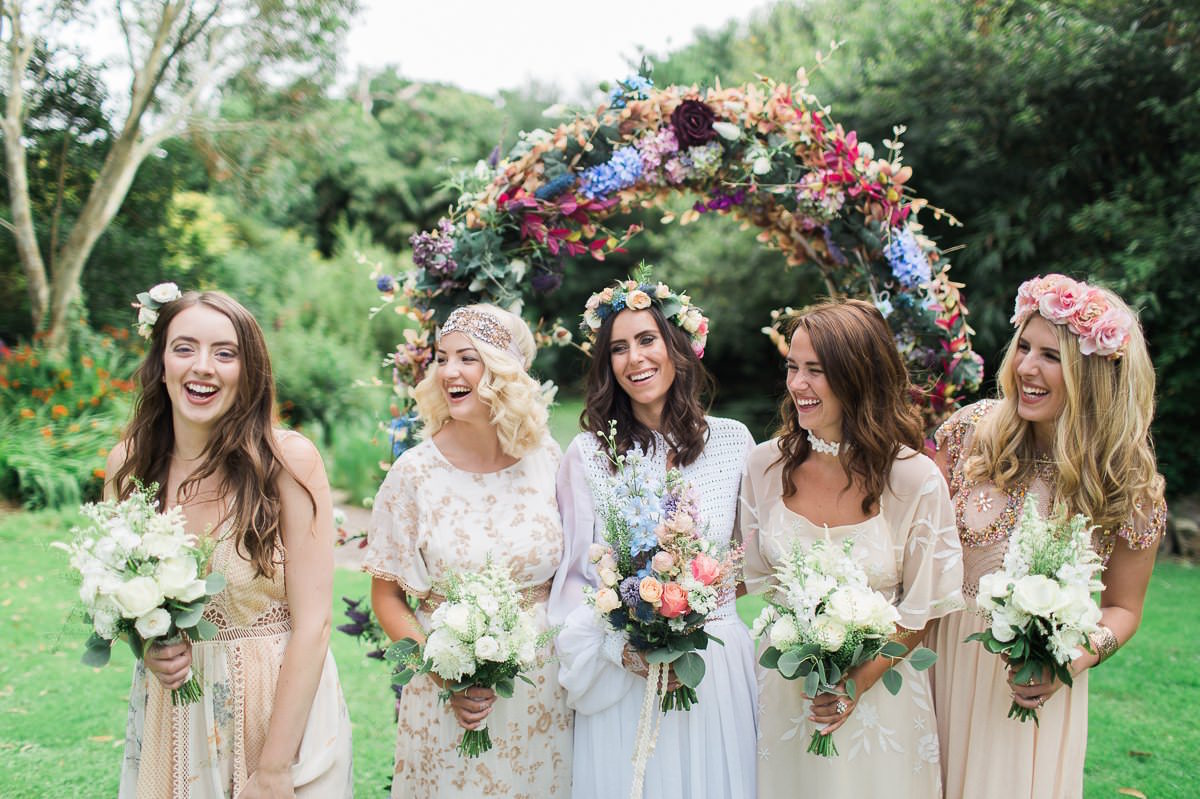 Bohemian Wedding - Ballinacurra House 65