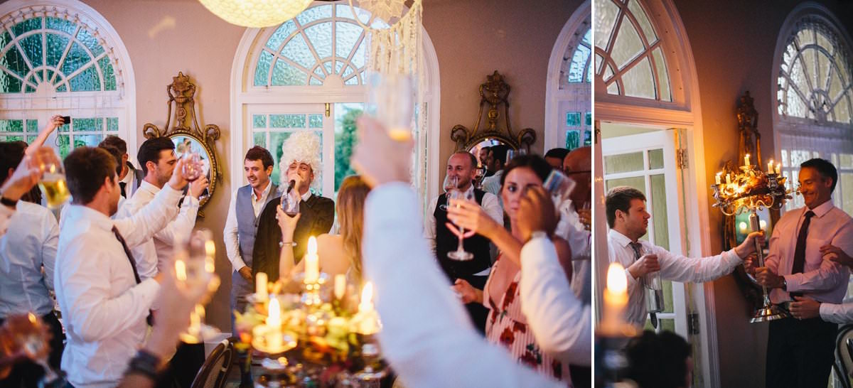 Bohemian Wedding - Ballinacurra House 89