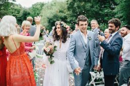 Bohemian Wedding - Ballinacurra House 5