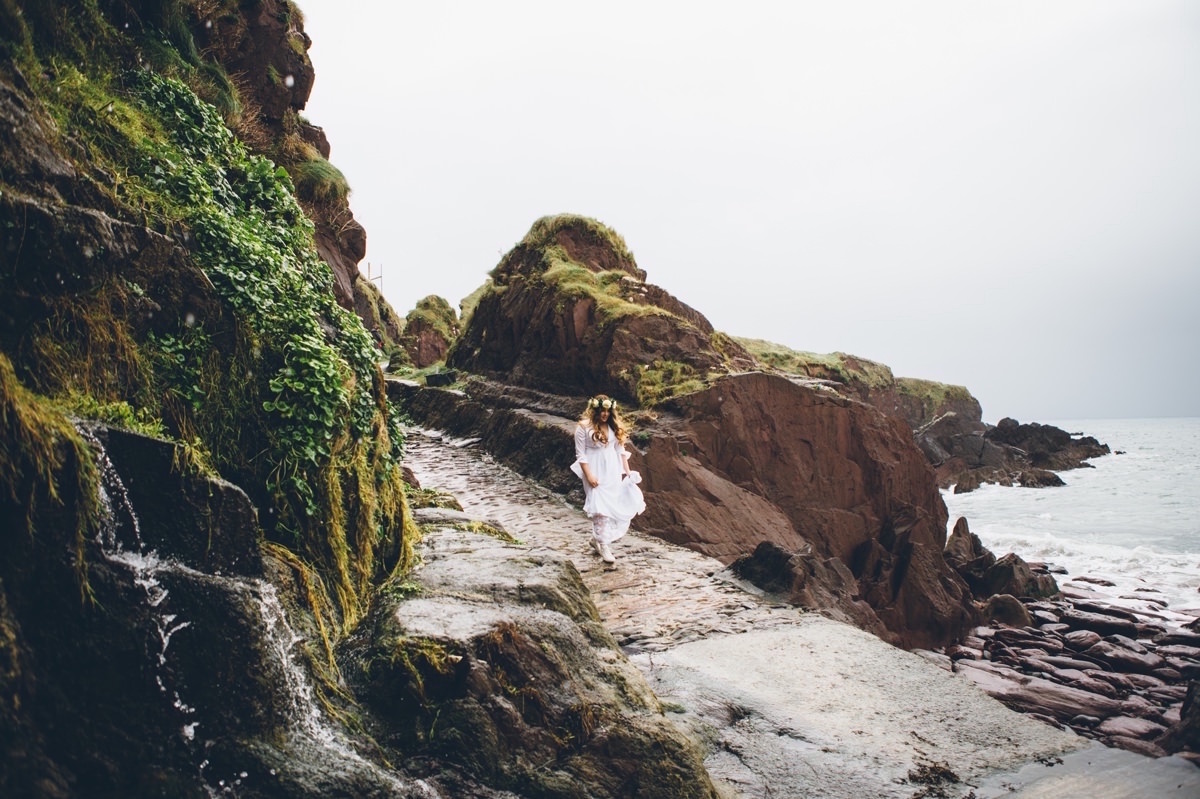 Ashton & Jake - Dingle Elopement 22