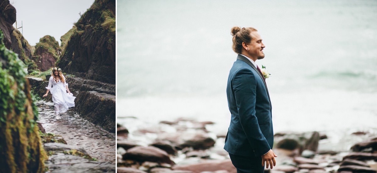 Ashton & Jake - Dingle Elopement 23