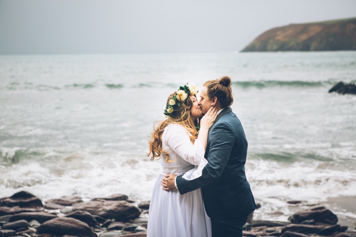 Ashton & Jake - Dingle Elopement 25