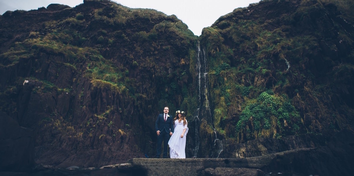Ashton & Jake - Dingle Elopement 27