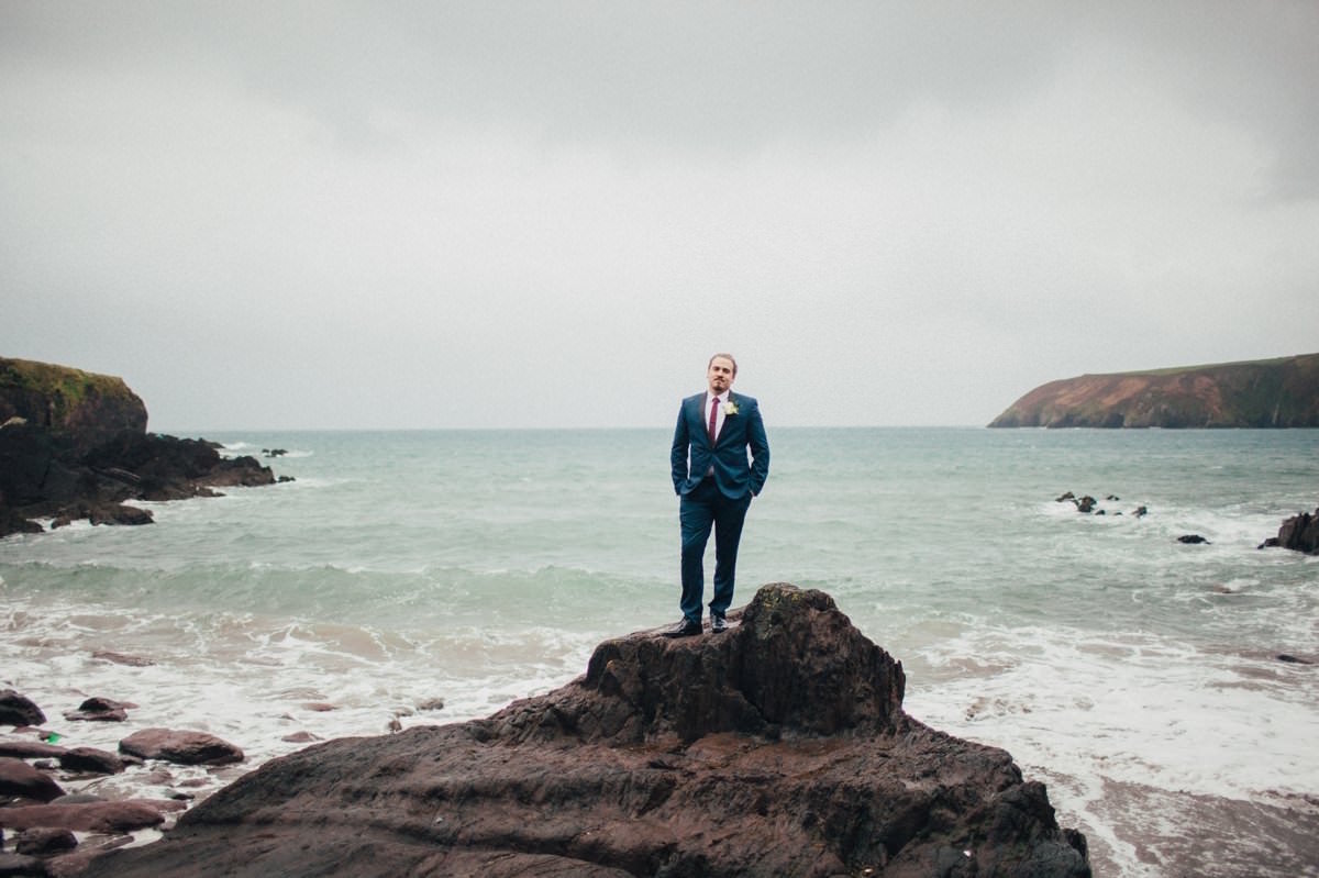 Ashton & Jake - Dingle Elopement 37