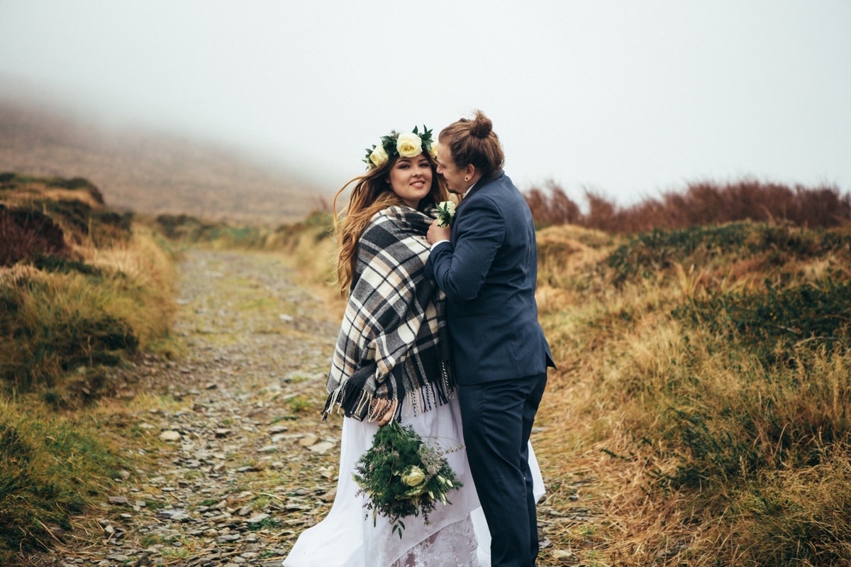 Ashton & Jake - Dingle Elopement 73