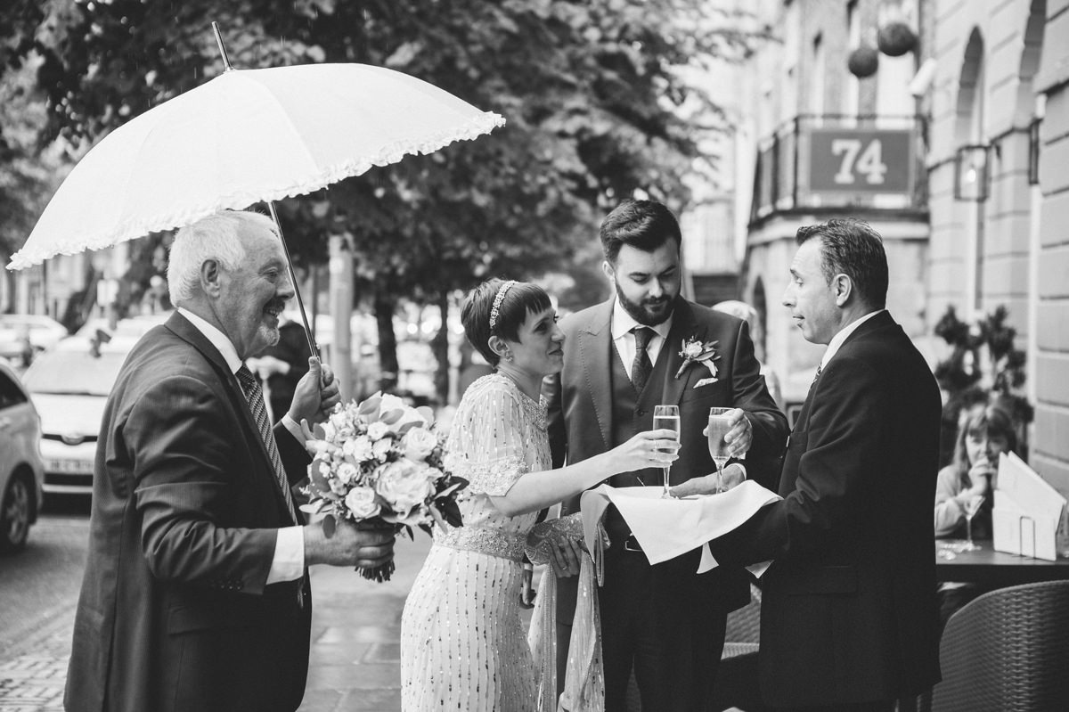 Art Deco Inspired wedding in Cork 101