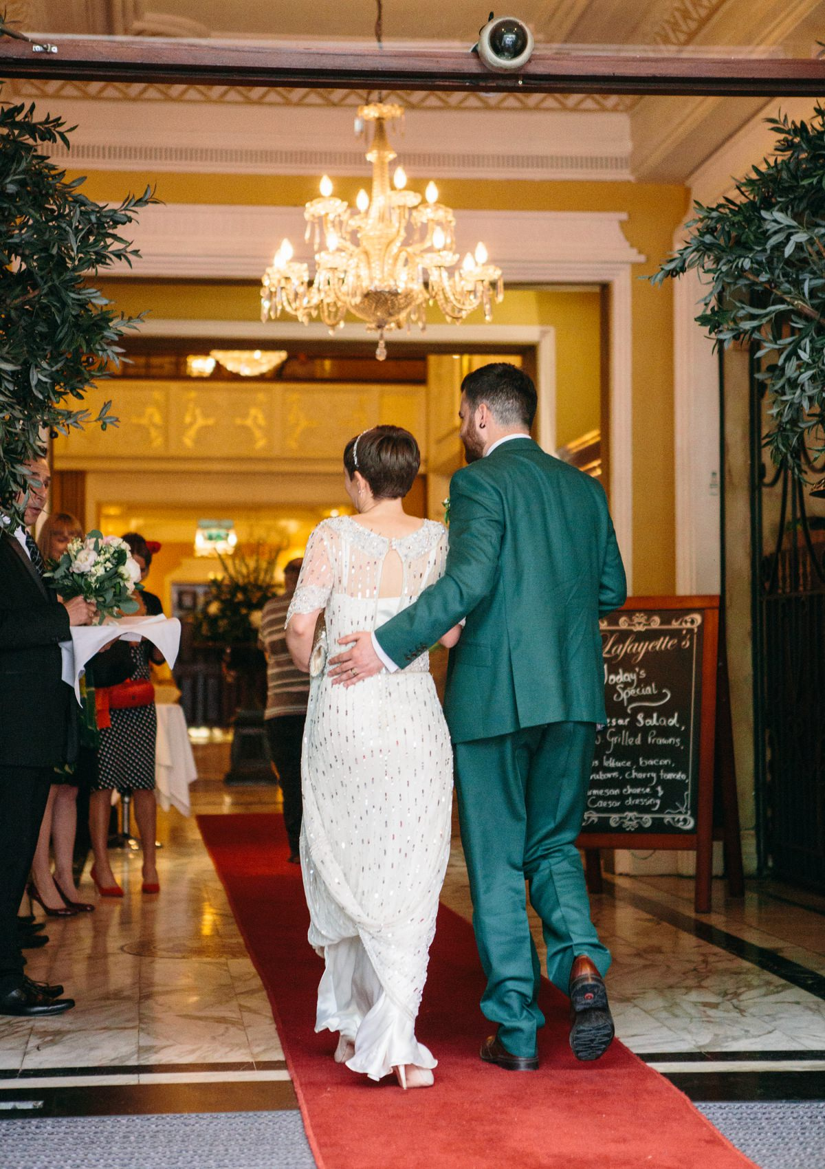Art Deco Inspired wedding in Cork 102