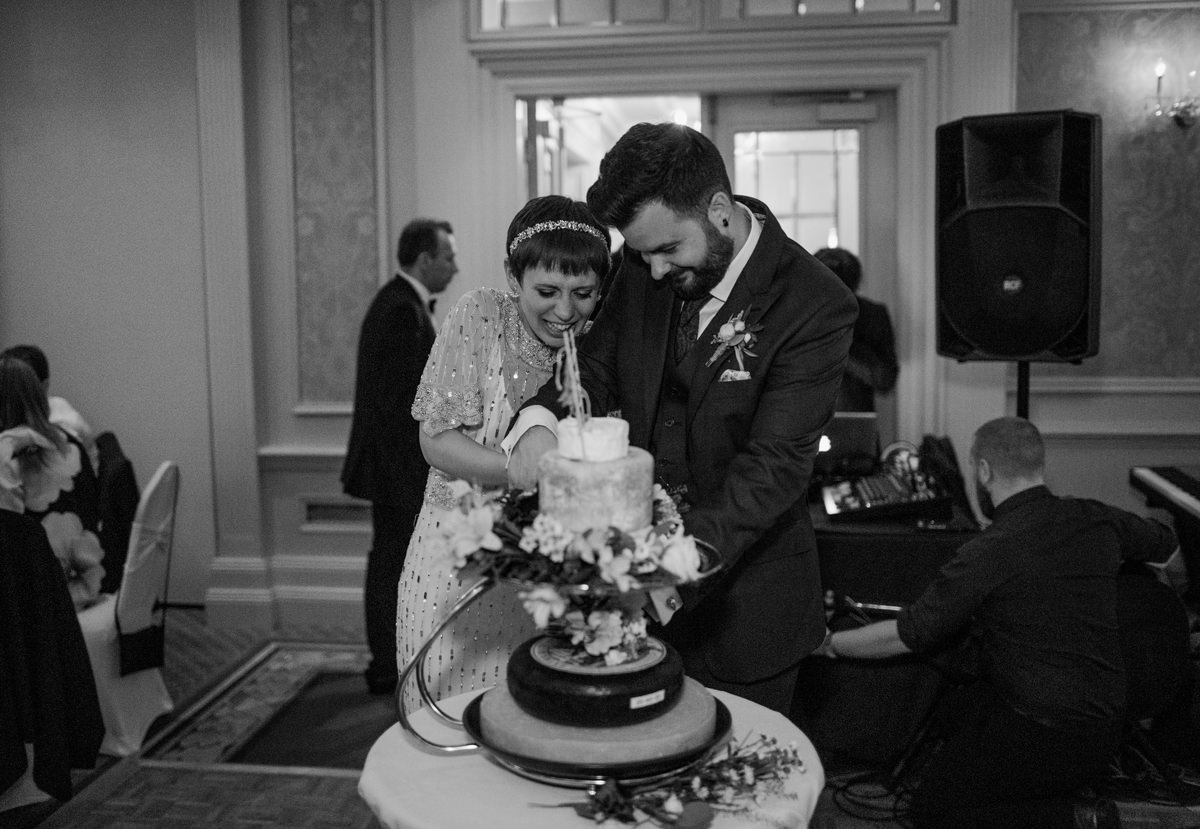 Art Deco Inspired wedding in Cork 124