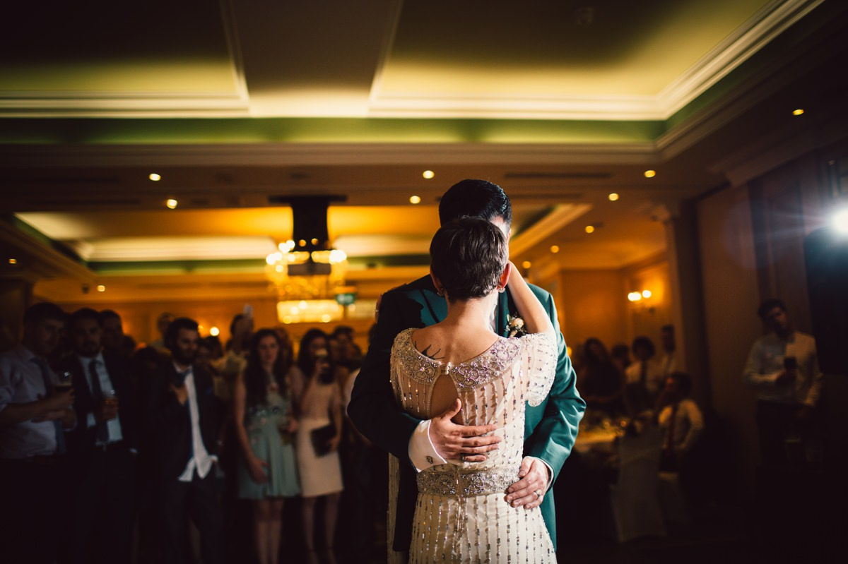 Art Deco Inspired wedding in Cork 126