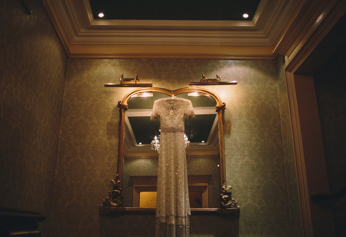 Art Deco Inspired wedding in Cork 3