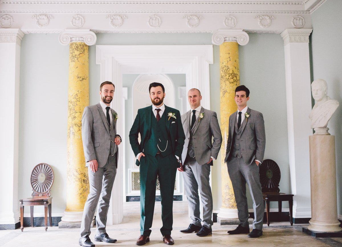 Art Deco Inspired wedding in Cork 31