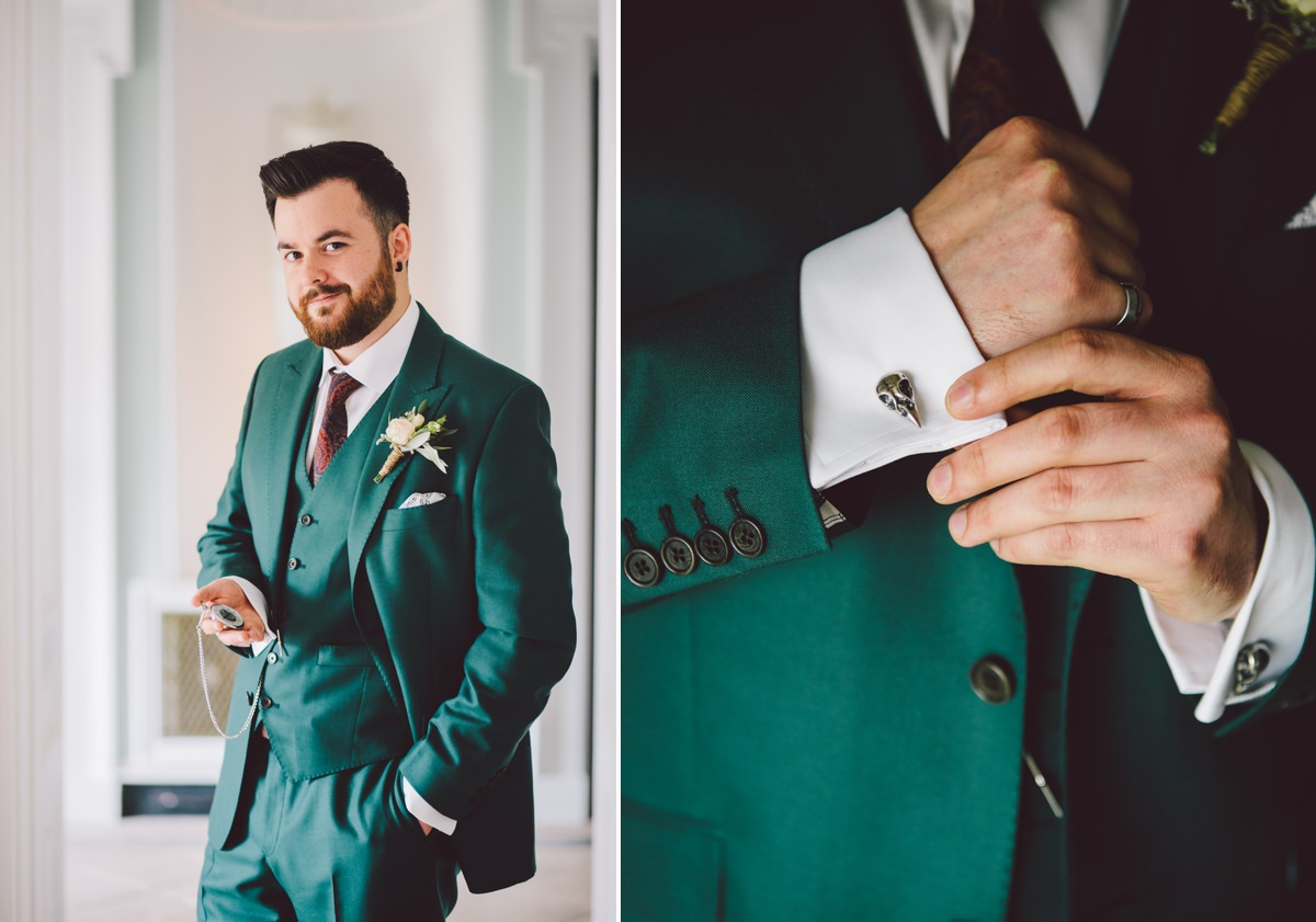 Art Deco Inspired wedding in Cork 32