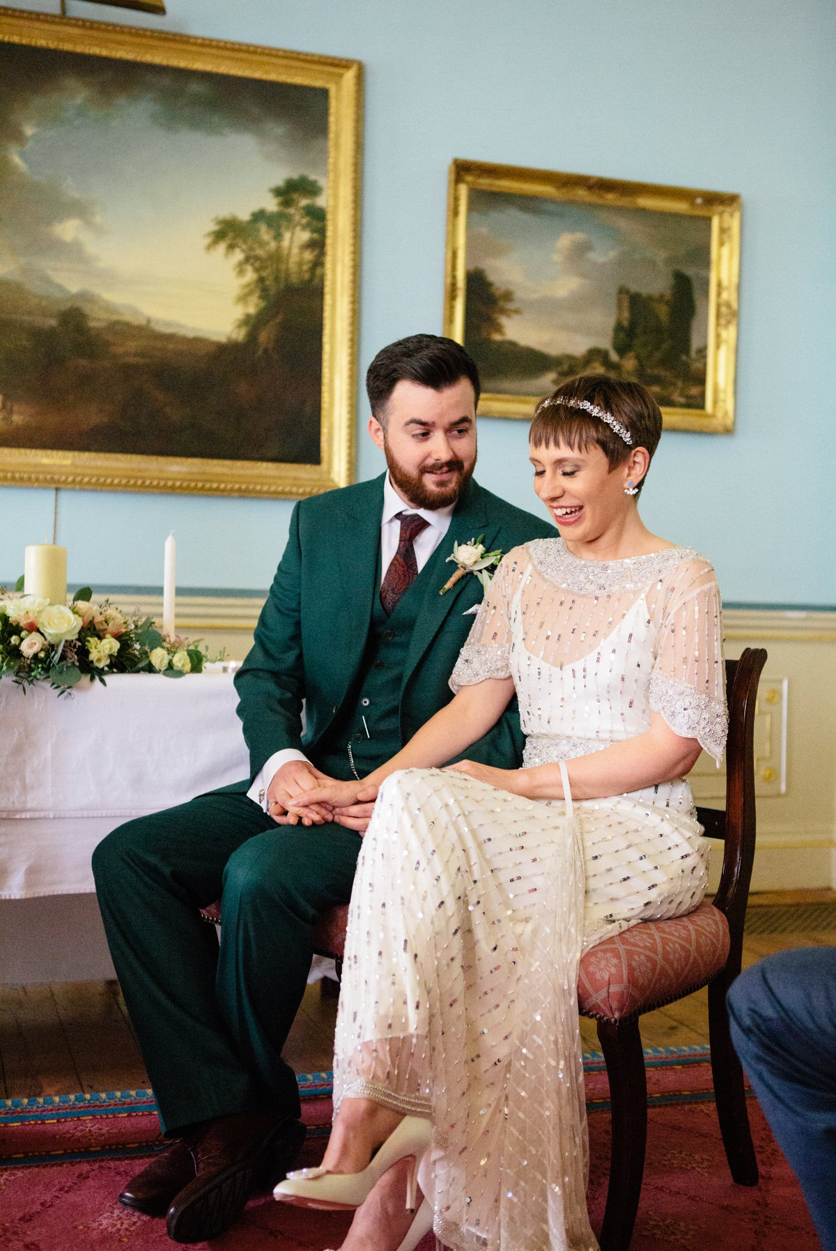 Art Deco Inspired wedding in Cork 46