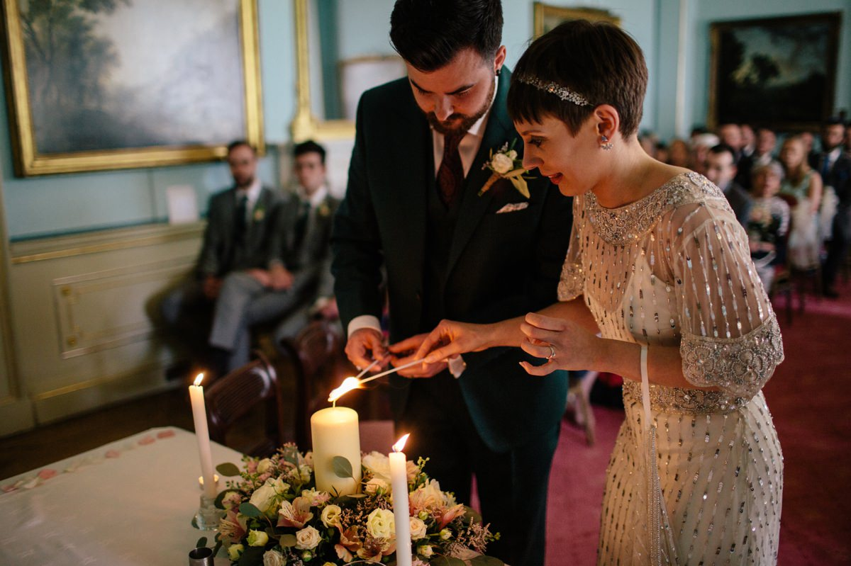 Art Deco Inspired wedding in Cork 61