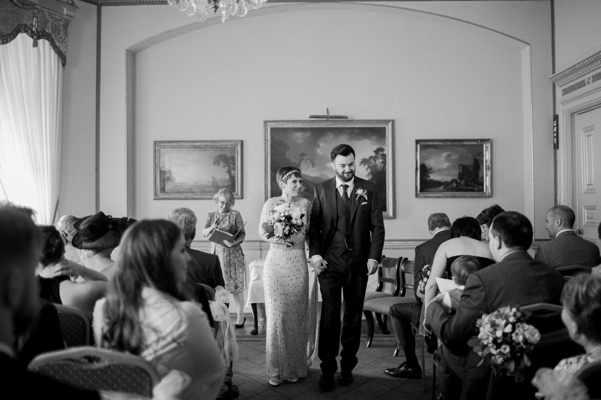 Art Deco Inspired wedding in Cork 62