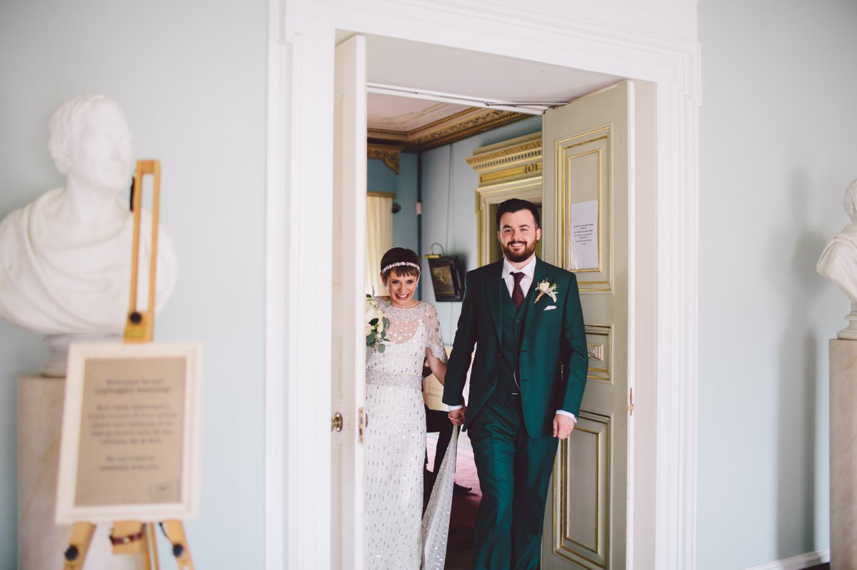 Art Deco Inspired wedding in Cork 63
