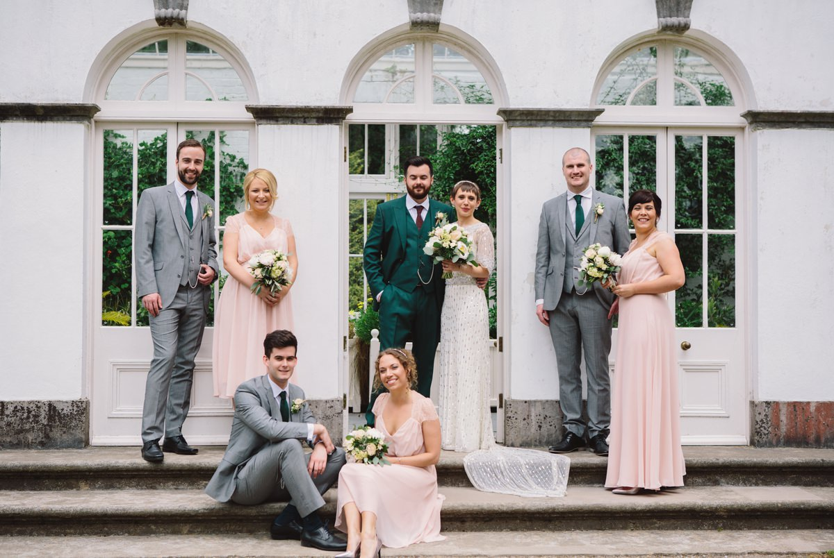 Art Deco Inspired wedding in Cork 72