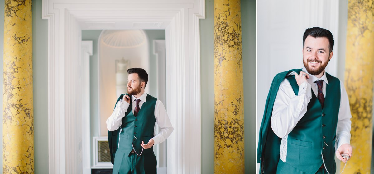 Art Deco Inspired wedding in Cork 97