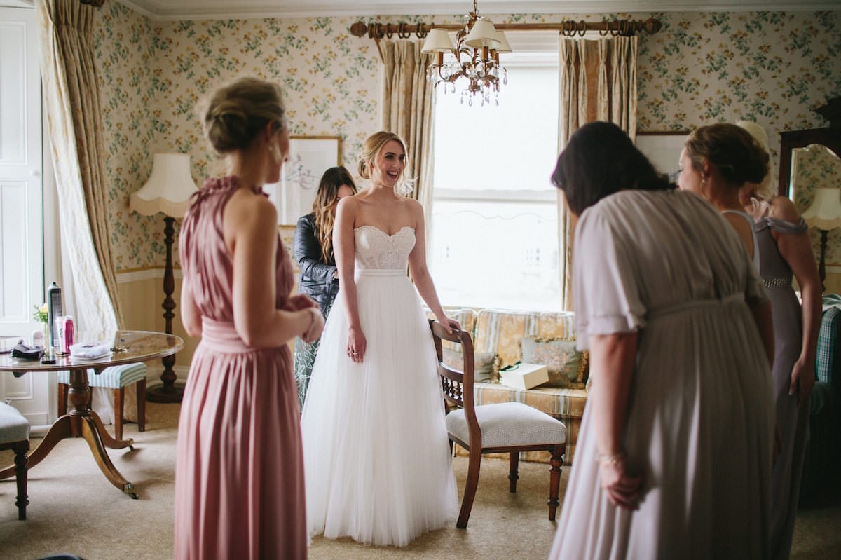 Longueville House Wedding 21