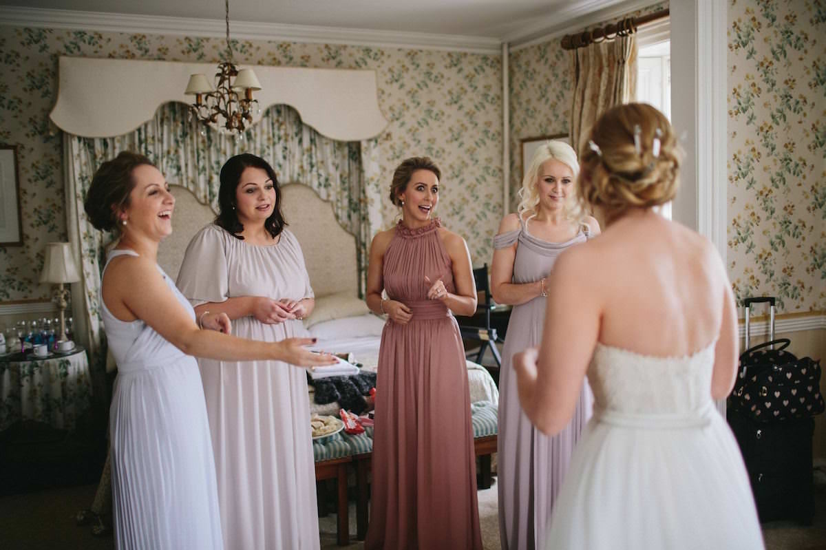 Longueville House Wedding 22