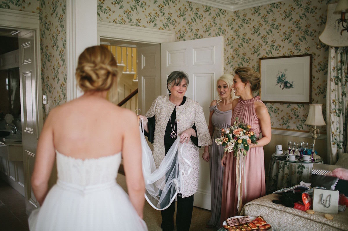 Longueville House Wedding 23