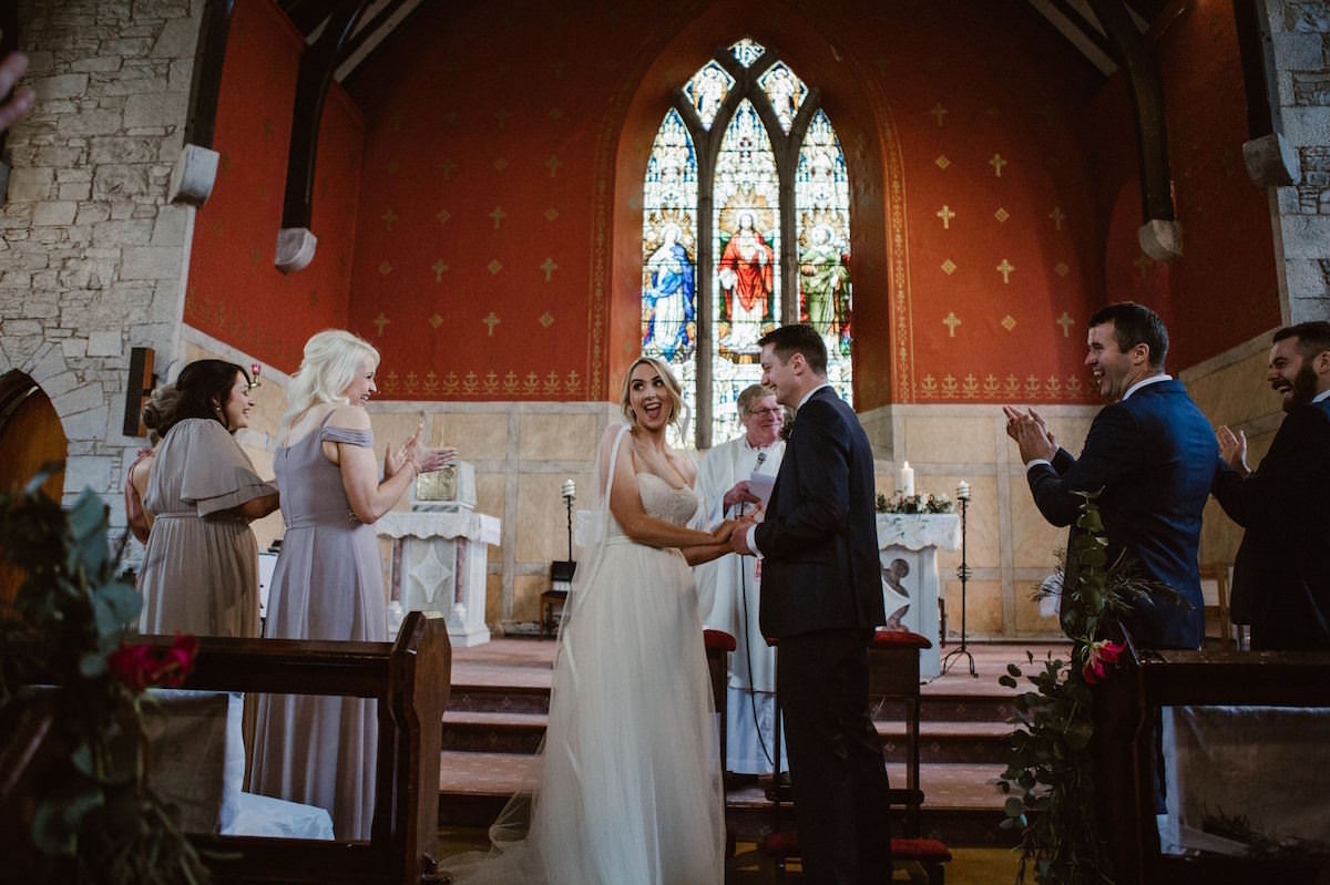 Longueville House Wedding 50