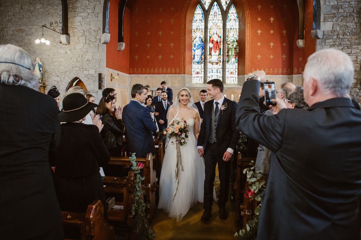 Longueville House Wedding 53