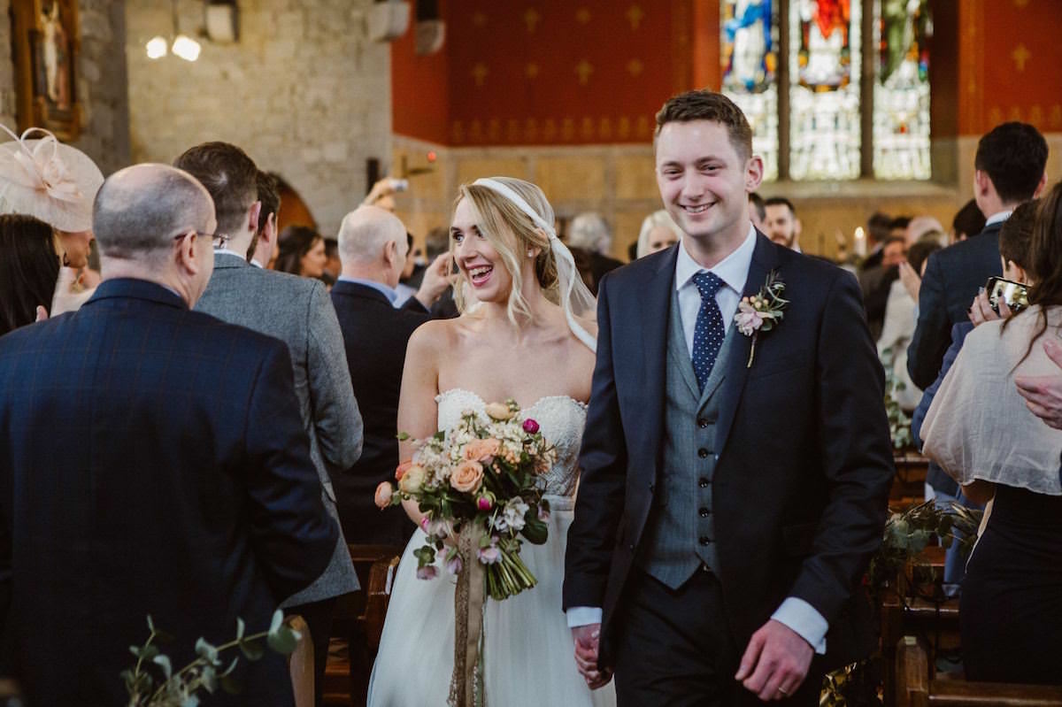 Longueville House Wedding 54