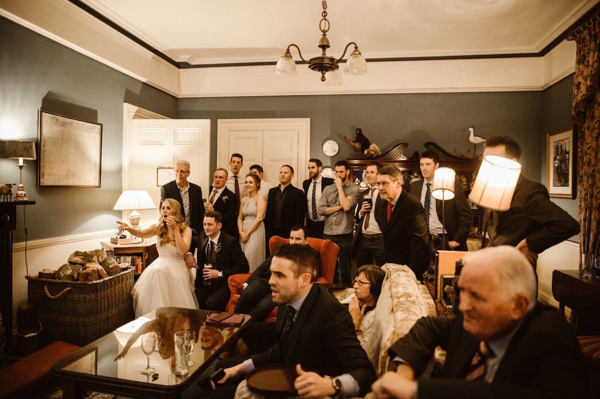 Longueville House Wedding 72