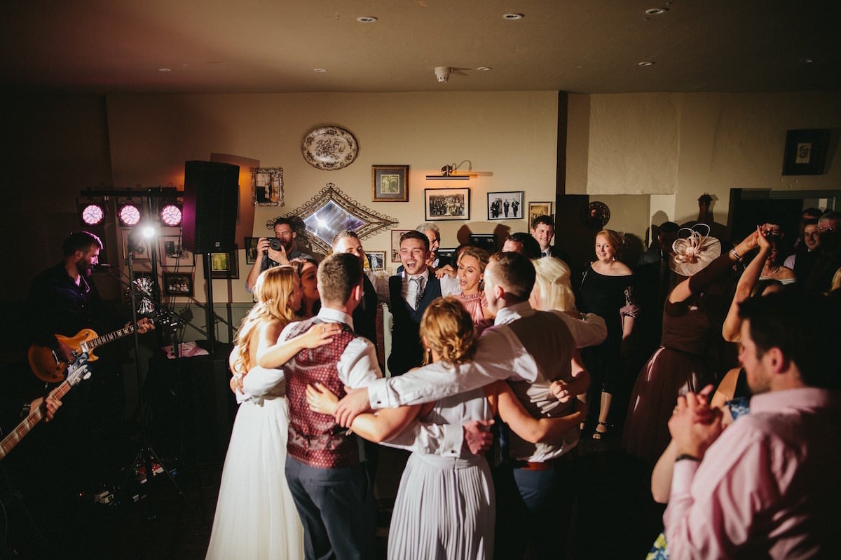 Longueville House Wedding 97
