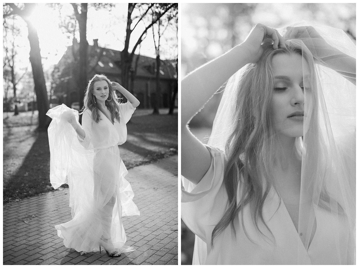 """She Walks in Beauty""  Bridal editorial- Lithuania 12"