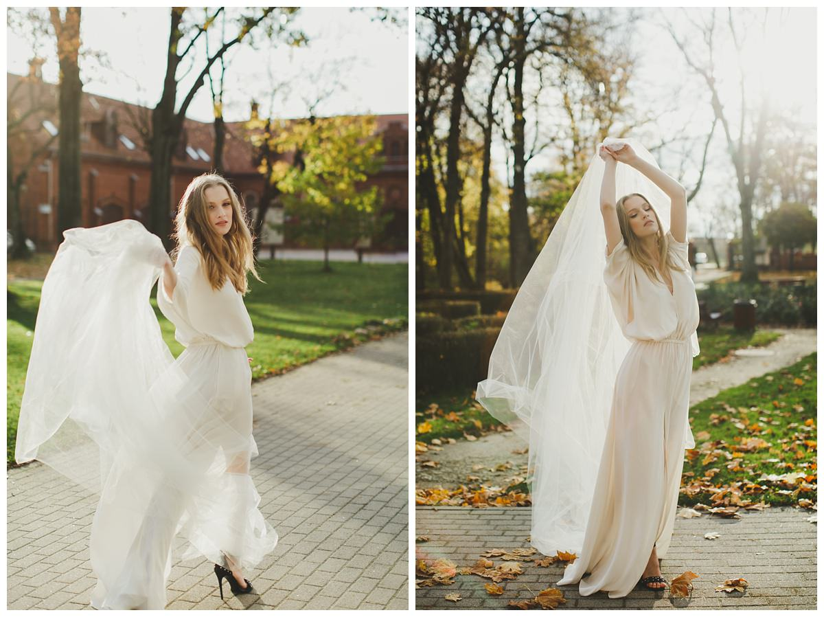 """She Walks in Beauty""  Bridal editorial- Lithuania 9"