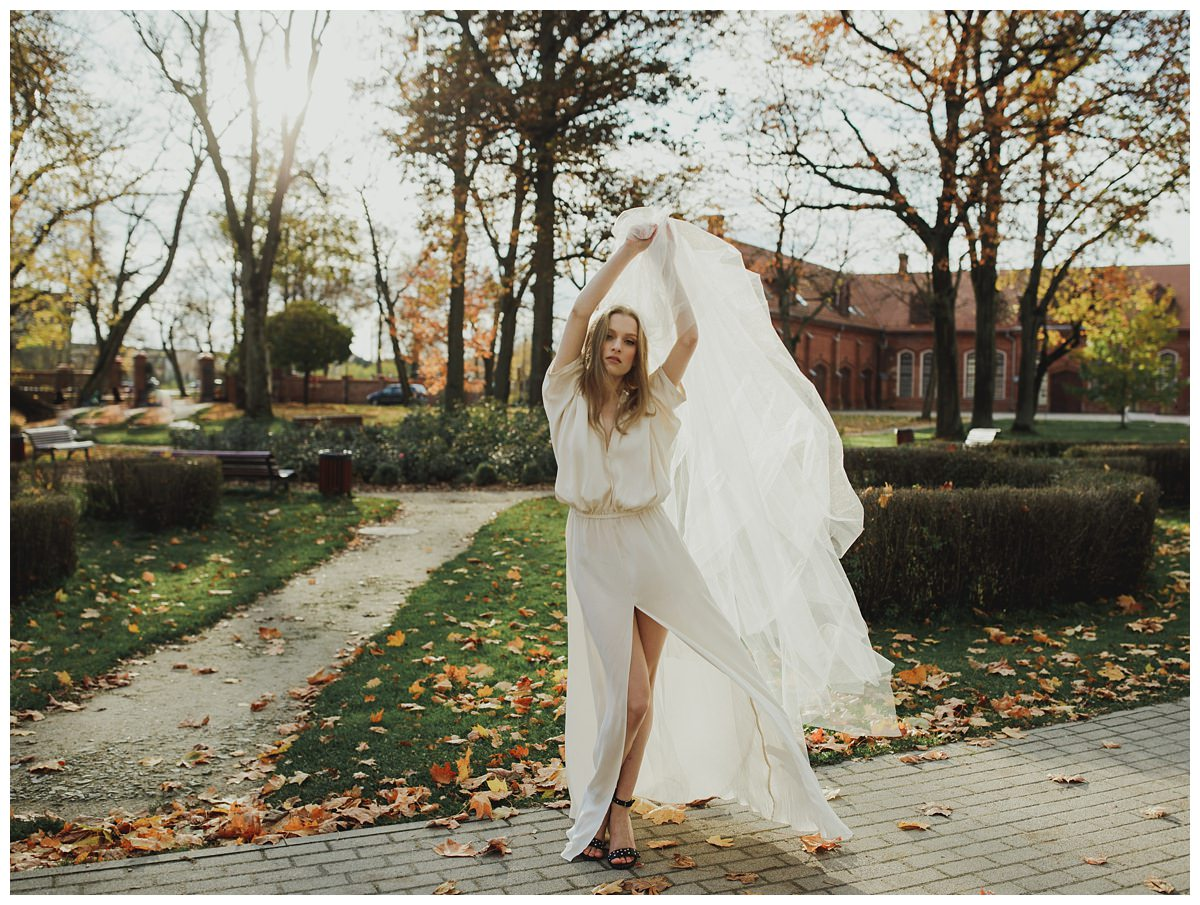 """She Walks in Beauty""  Bridal editorial- Lithuania 10"
