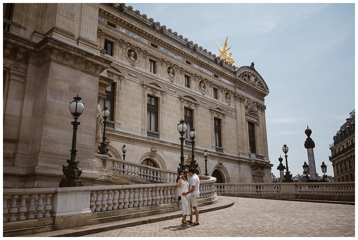 Romantic Parisian Adventure/ anniversary photo session 23
