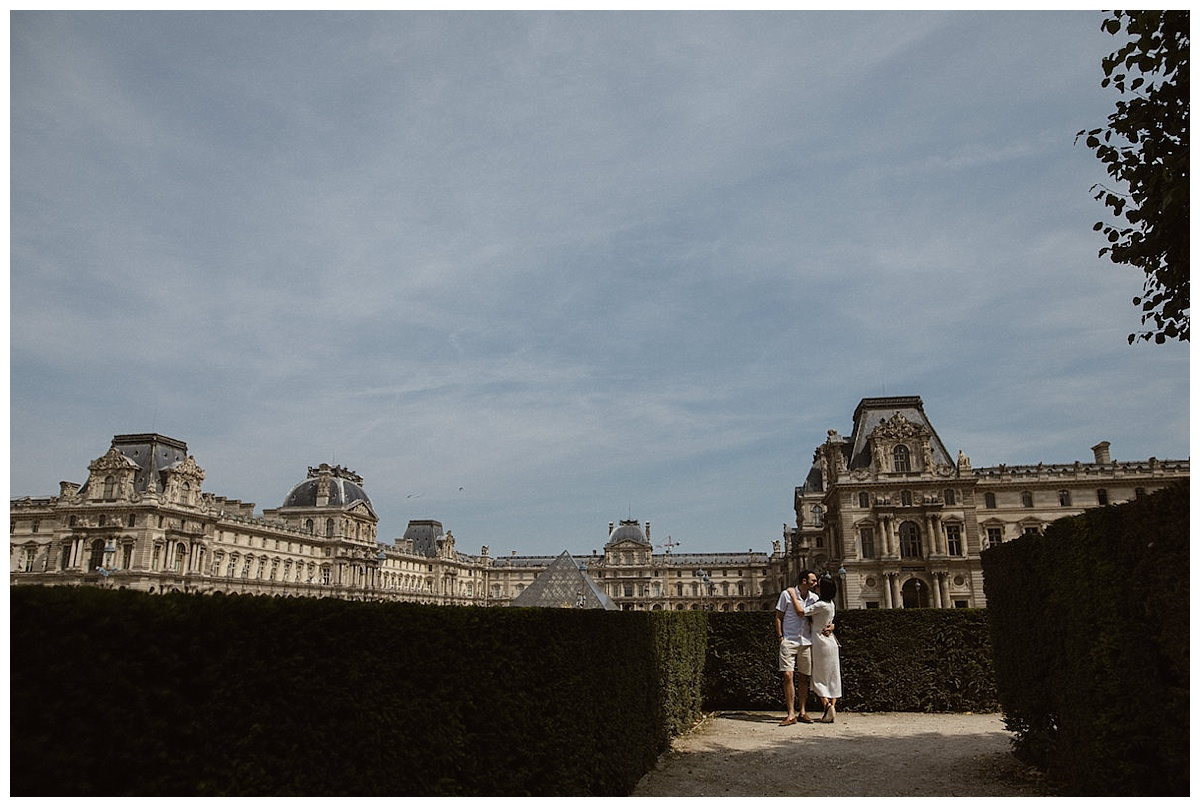 Romantic Parisian Adventure/ anniversary photo session 45