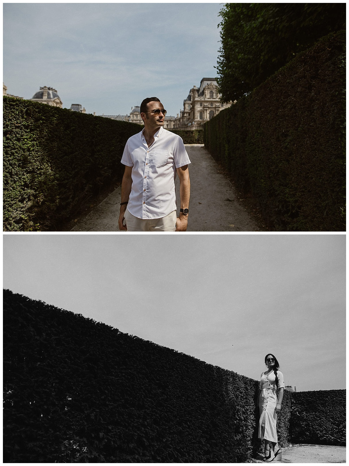 Romantic Parisian Adventure/ anniversary photo session 44