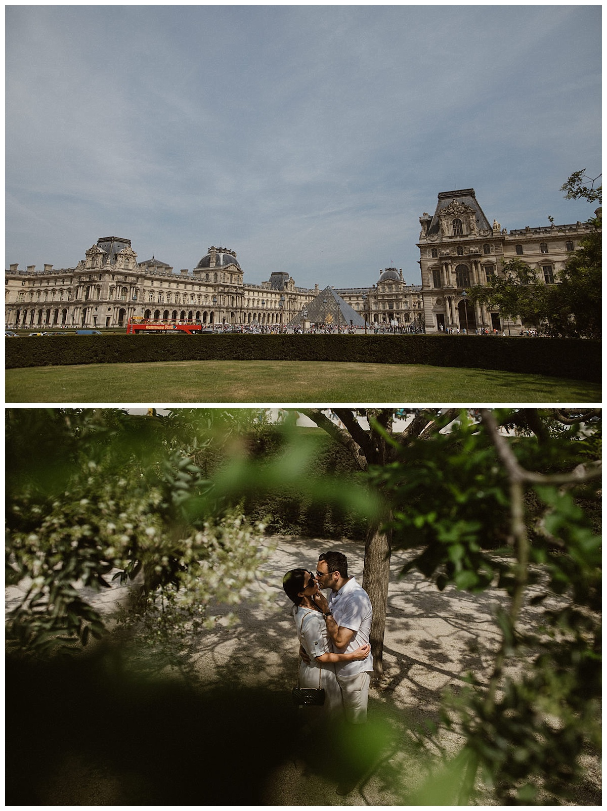 Romantic Parisian Adventure/ anniversary photo session 46