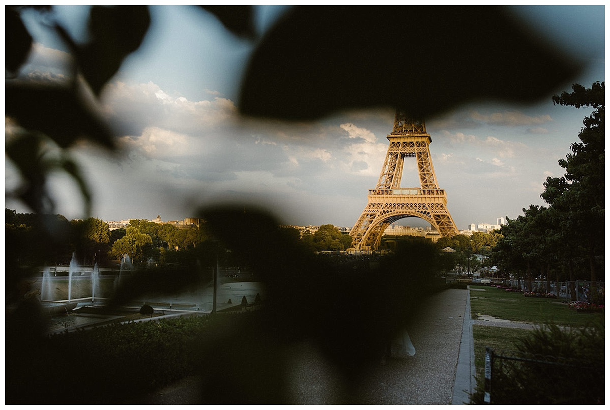 Romantic Parisian Adventure/ anniversary photo session 53