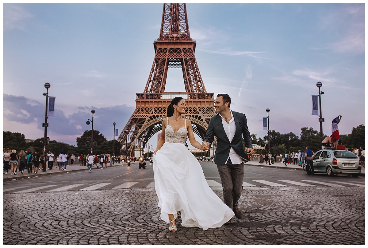 Romantic Parisian Adventure/ anniversary photo session 52