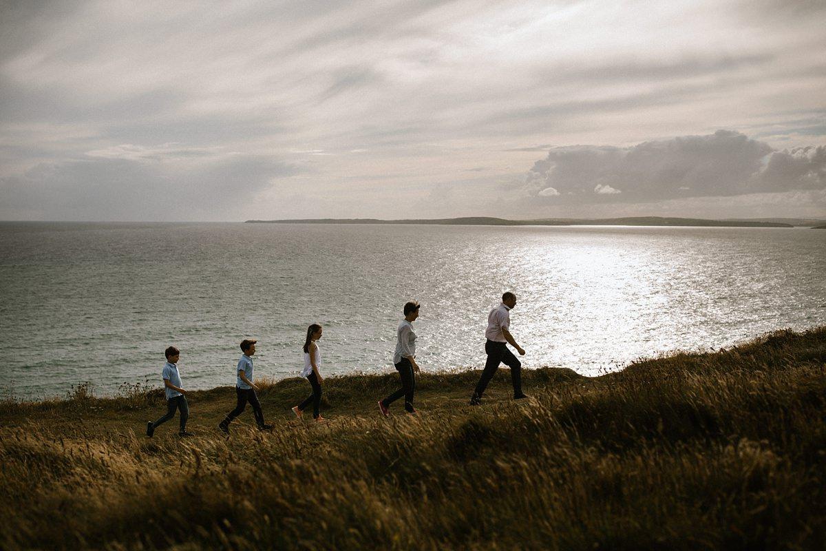 Family holiday in Ireland 1