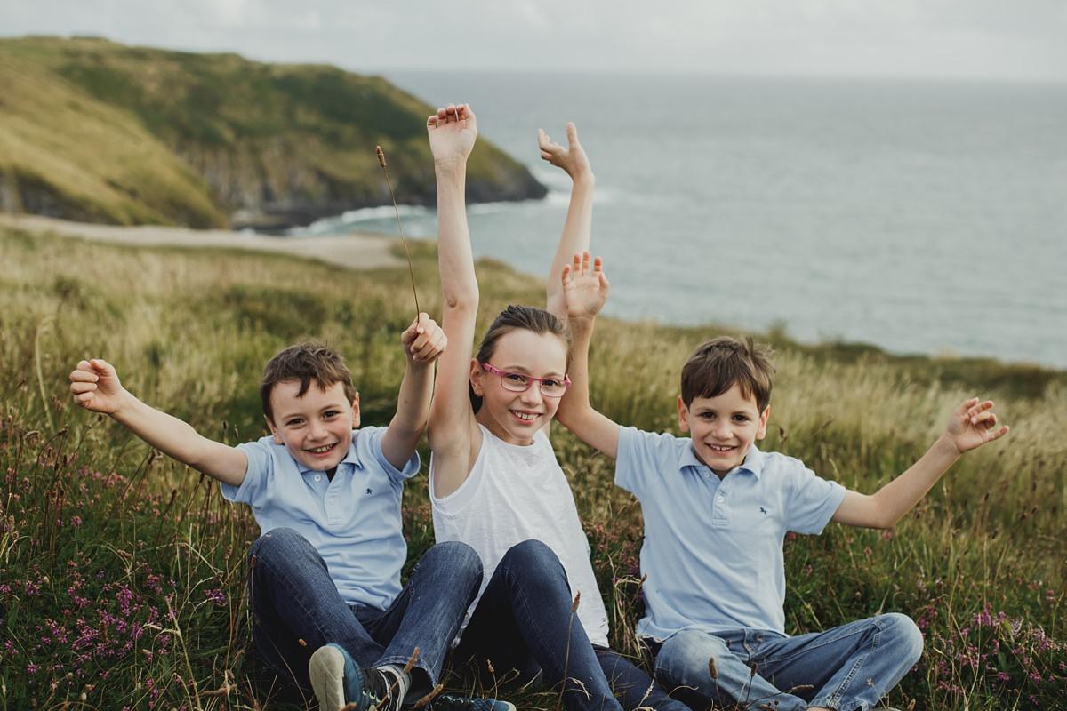 Family holiday in Ireland 10