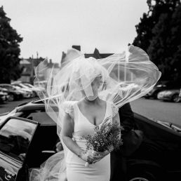 Contemporary city wedding 121