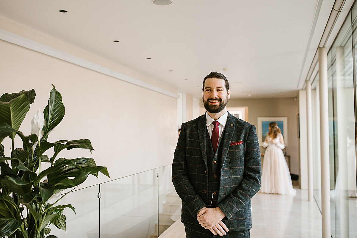 Glucksman gallery wedding-Cork 28