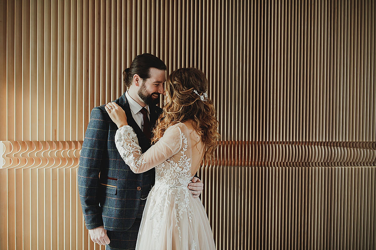 Glucksman gallery wedding-Cork 43