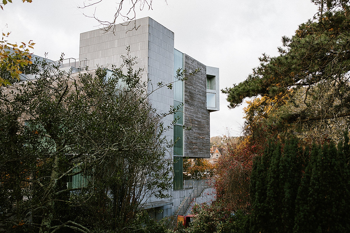 Glucksman gallery wedding-Cork 49