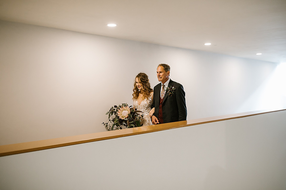 Glucksman gallery wedding-Cork 60